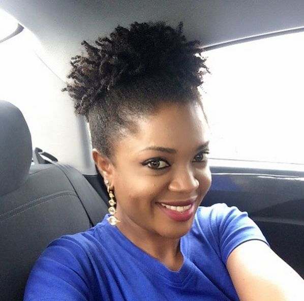 See 8 Celebrities Who Look Beautiful Rocking Their Natural