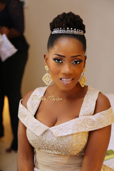 First Look Tosyn Bucknor Amp Aurlien Boyers Wedding