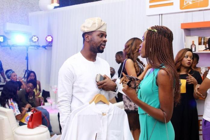 Adebola Williams and Lala Akindoju ZAZAII