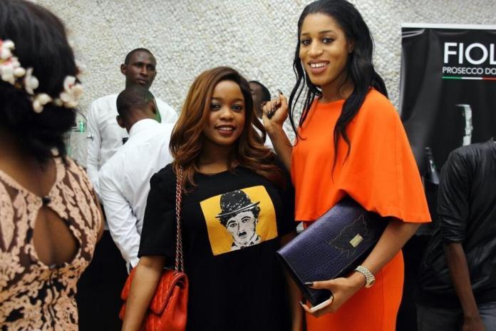 Arese Ugwu and Nicole Chinwe ZAZAII