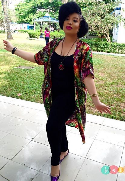 Monalisa Chinda - Bellaaija - December 2015002