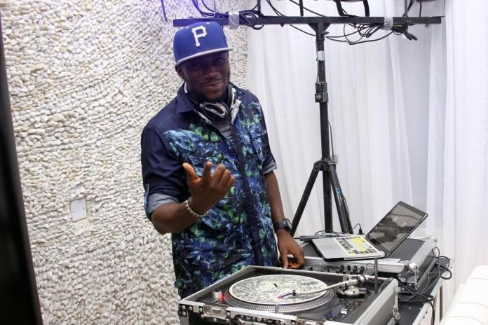 The DJ ZAZAII