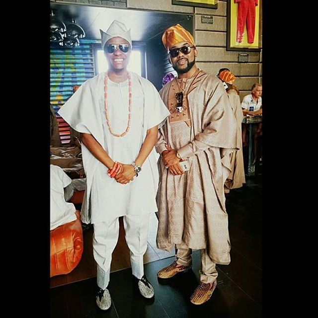 TSquared2016_Toolz and Tunde Demuren Traditional Wedding_banky w