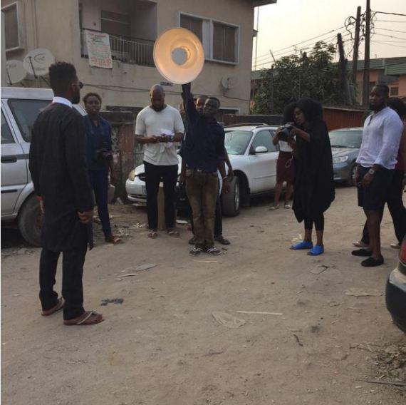 Tinie Tempah in Lagos 5