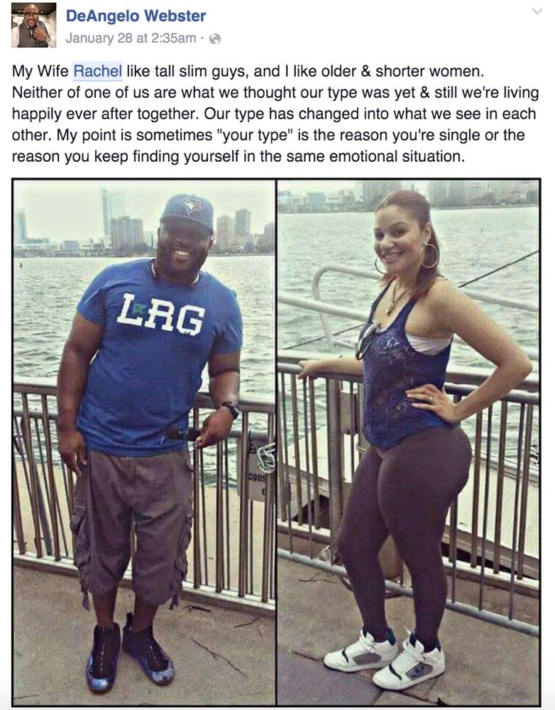 DeAngelo Webster_Wife Not His Type_BN 2016