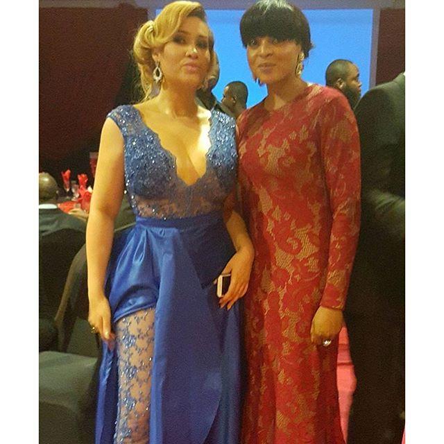 Caroline & Nabila Fash
