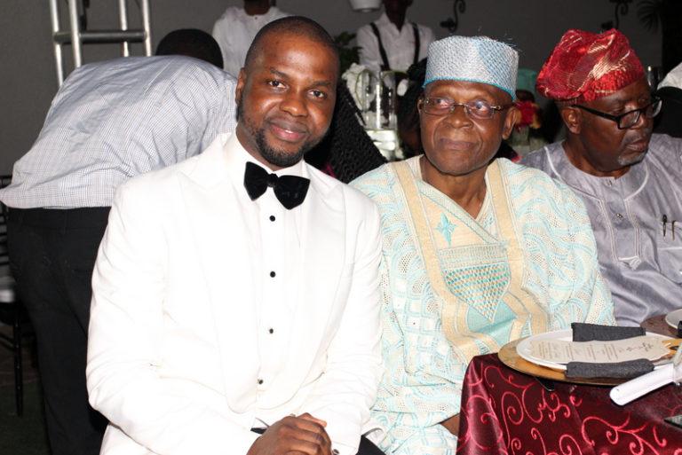 Adebola Williams father