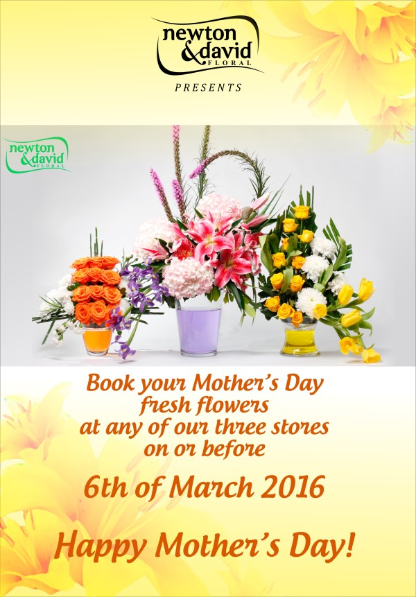 Celebrating Motherhood! Book Your Mother's Day Fresh ...