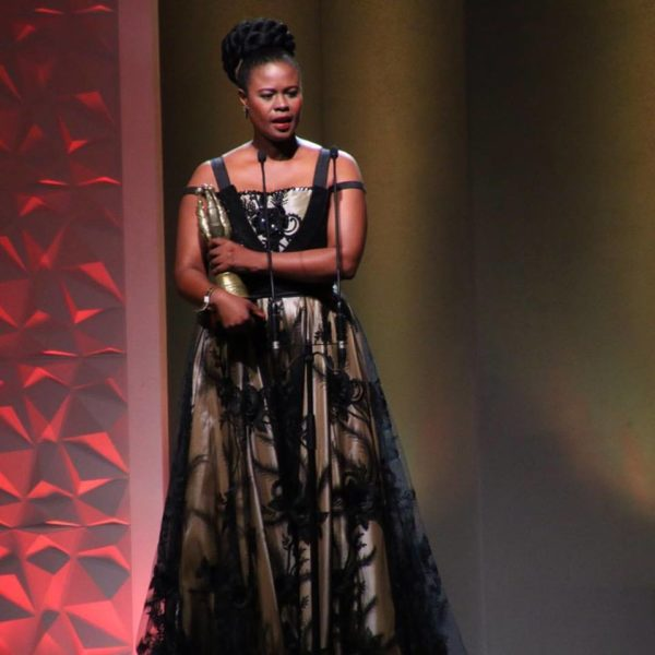 Nthati Moshesh, Best Actress in Lead Role - TV DRAMA