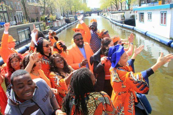 Amsterdam Kings Day Festival (10)