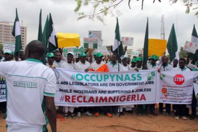 Occupy-NASS-protest