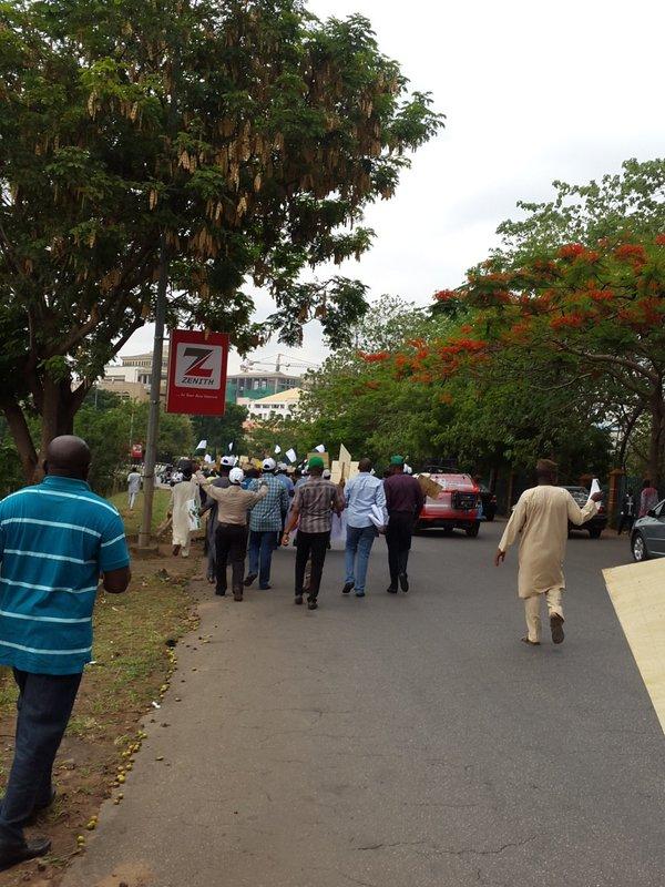 Occupy Nass Protest Abuja6