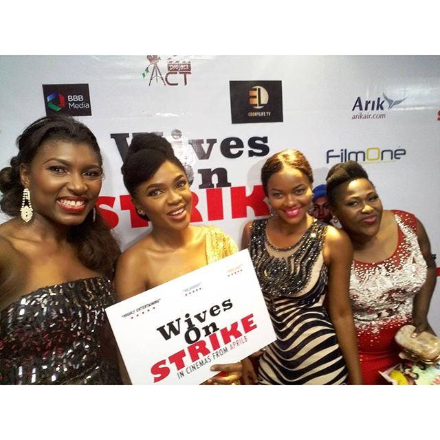 Wives on Strike Premiere BellaNaija 11