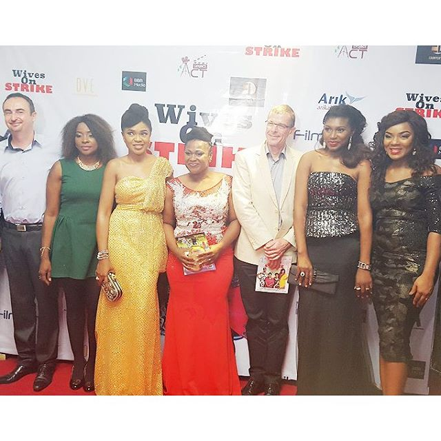 Wives on Strike Premiere BellaNaija 16