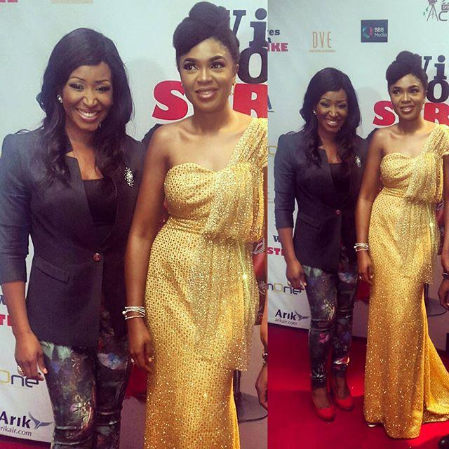 Ashionye & Omoni Oboli