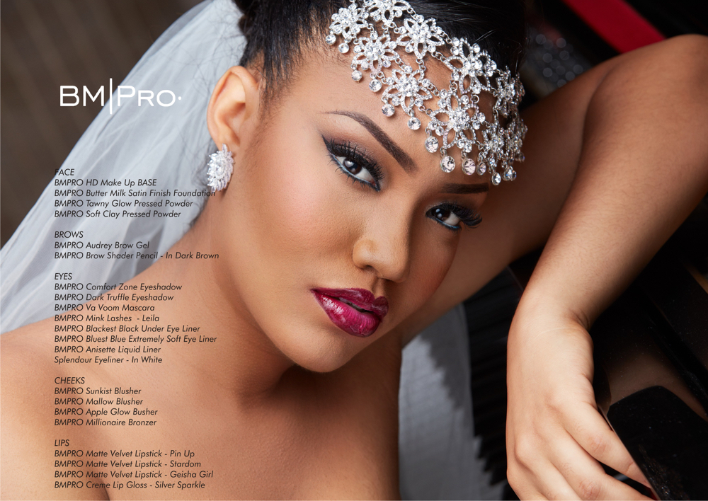 Anna Ebiere Banner_Wedding Dress_BM Pro Covers May 2016