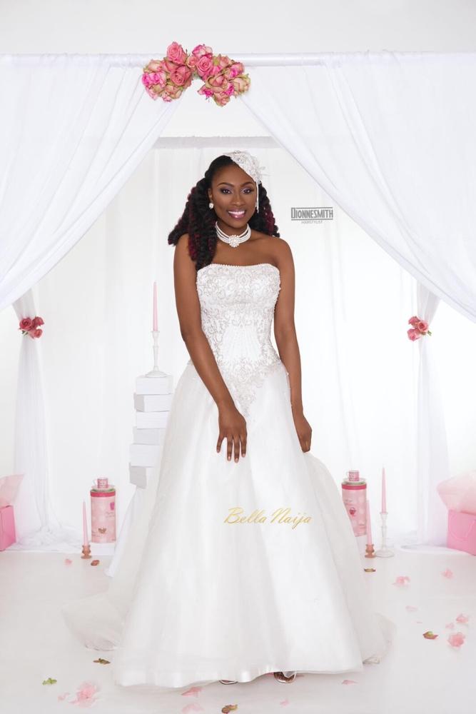 Dionne Smith Hair - Joy Adenuga Makeup - Ernest Simons Photography - BN Bridal Beauty - 2016 - BellaNaija -4739