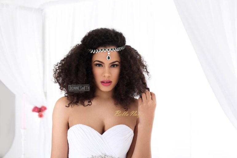 Dionne Smith Hair - Joy Adenuga Makeup - Ernest Simons Photography - BN Bridal Beauty - 2016 - BellaNaija - 4749