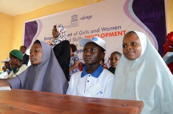 Unesco and Always Literacy Empowerment ProgrammeMay-2016-BELLANAIJA0016