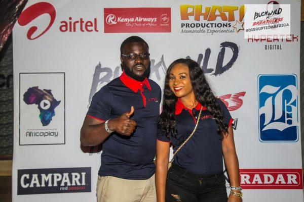 Buckwyld and Breathless The Distruption Africa Tour Concert Nairobi Kenya BellaNaija (1)