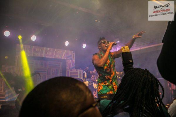 Buckwyld and Breathless The Distruption Africa Tour Concert Nairobi Kenya BellaNaija (21)