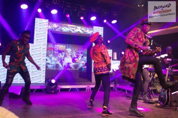 Buckwyld and Breathless The Distruption Africa Tour Concert Nairobi Kenya BellaNaija (22)