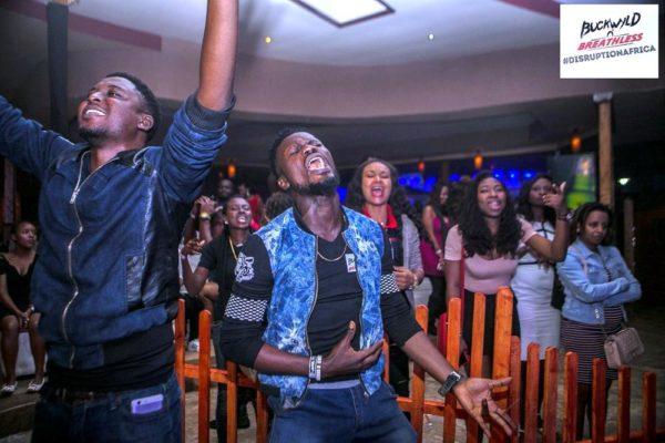 Buckwyld and Breathless The Distruption Africa Tour Concert Nairobi Kenya BellaNaija (32)