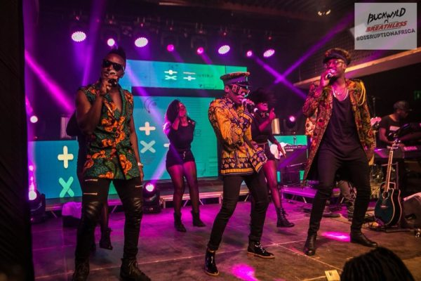 Buckwyld and Breathless The Distruption Africa Tour Concert Nairobi Kenya BellaNaija (37)