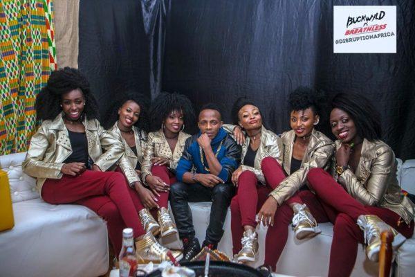 Buckwyld and Breathless The Distruption Africa Tour Concert Nairobi Kenya BellaNaija (9)