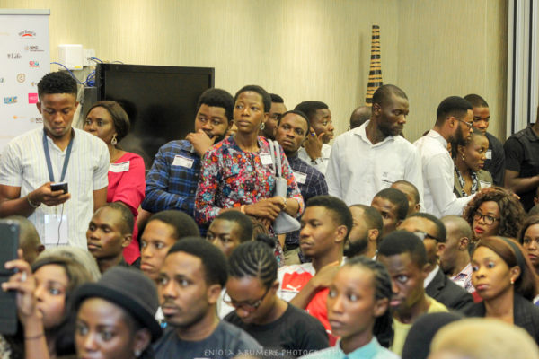 NEW MEDIA CONFERENCE 2016 - CROSS SECTION OF PARTICIPANTS
