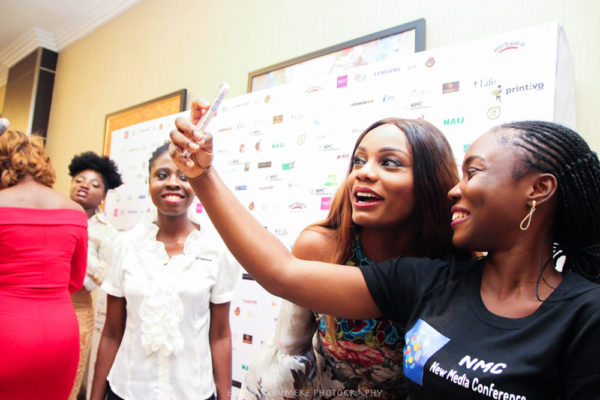 NEW MEDIA CONFERENCE 2016 - SELFIE WITH ONO BELLO