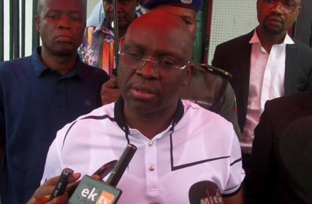 Image result for picture of ayo fayose