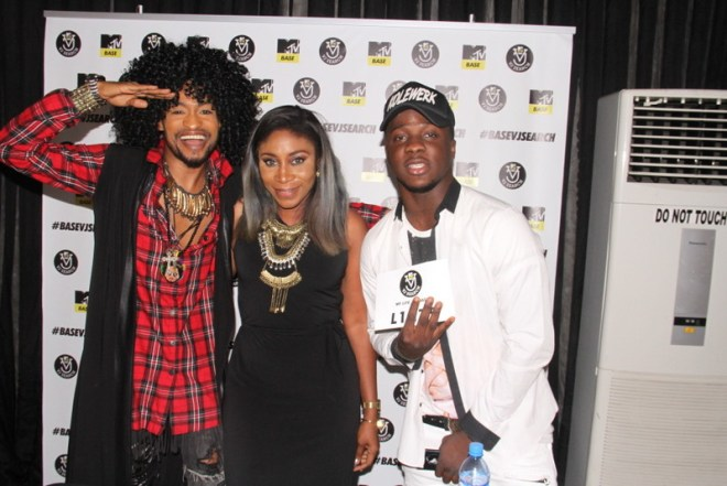 Denrele, Kaylah and Koker