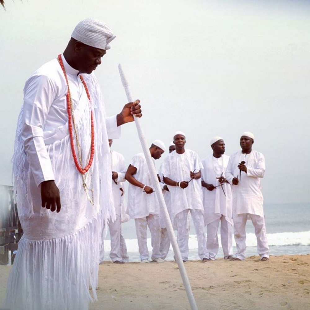 Image result for Why God is angry with Nigeria – Ooni