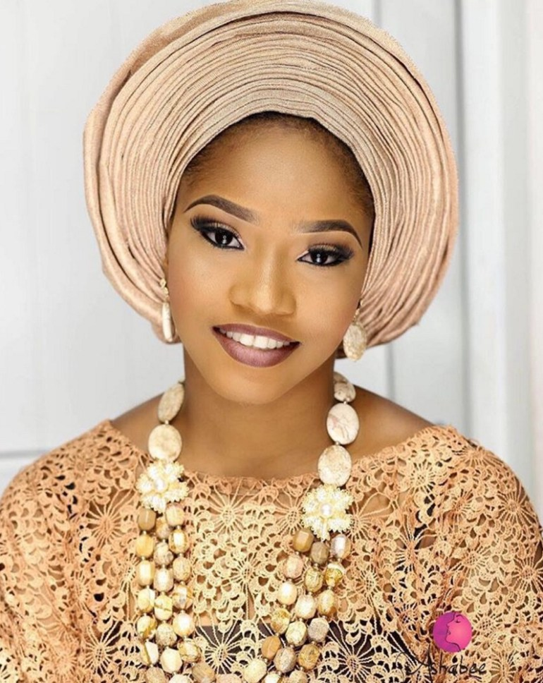 Image result for how to tie infinity pleat gele