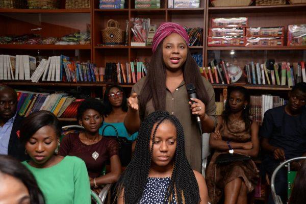 The Smart Money Woman - Lagos-Terra Kulture 8