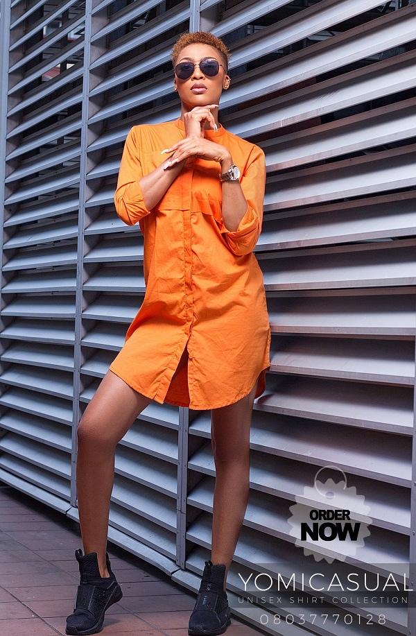 Yomi Causal unisex shirt collection_AYO ALASI STUDIOS-2328 copy_bellanaija