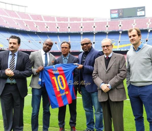#BNxBarcelona: Visiting Camp Nou, Barcelona FC Stadium & A ...