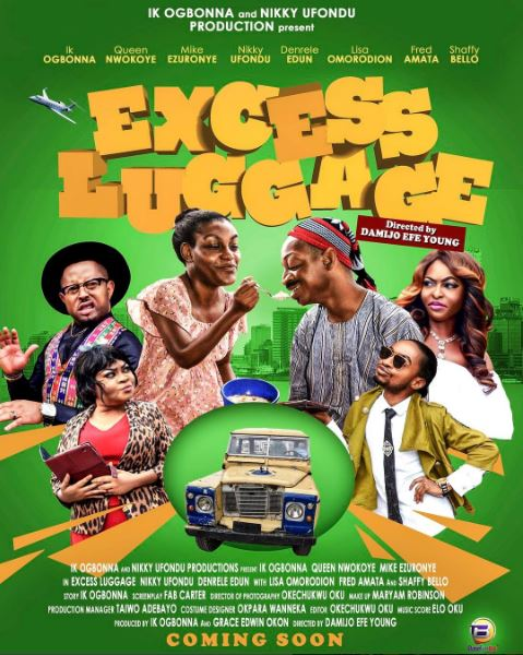 Movie: Excess Luggage (2017)