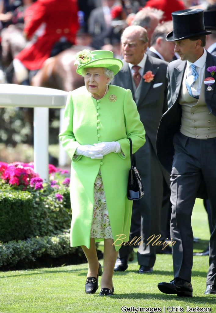 Long May She Reign! Check Queen Elizabeth's 4 Days of Colour for The Royal Ascot