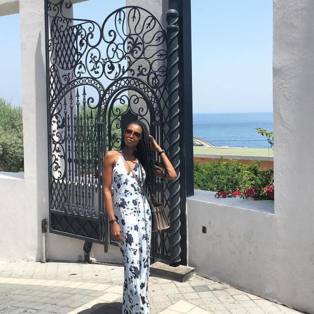BellaNaija - Agbani Darego Danjuma shares Lovely Photos from her Holiday in Europe