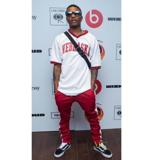 Wizkid surprises Fans with Free Launch Party for #SFTOS