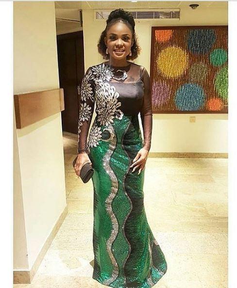 AmaIyabo - African Movie Academy Awards 2017 photos by Stephanie Linus, Bimbo Akintola, Somkele Idhalama