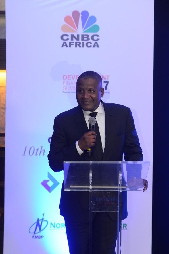 CNBC Africa 10th anniversary