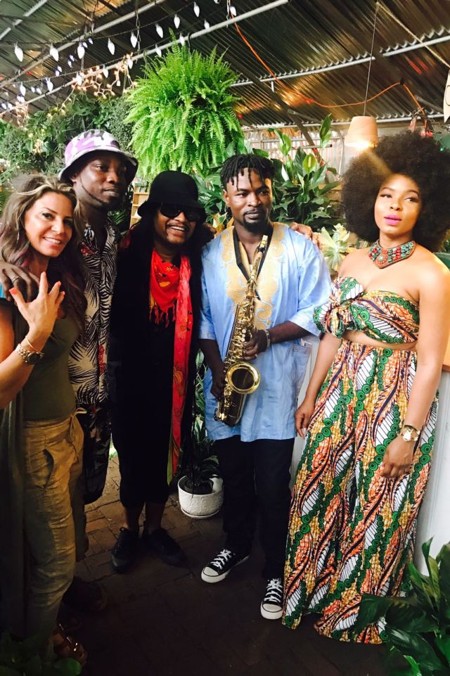 """BellaNaija - Maxi Priest features Yemi Alade in New Music Video """"This Woman"""" 
