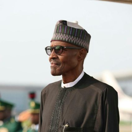 President Buhari arrives Nigeria2 600x600 - READ: Nigeria Gets Addressed by President Muhammadu Buhari Today