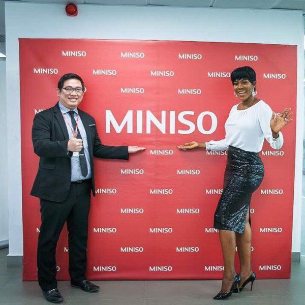 stephanie linus miniso 2 600x600 - Stephanie Linus Becomes Brand Ambassador for Miniso