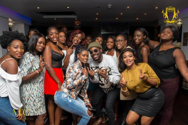 BellaNaija - Adekunle Gold announces 2018 headline show during Meet & Greet with fans in London