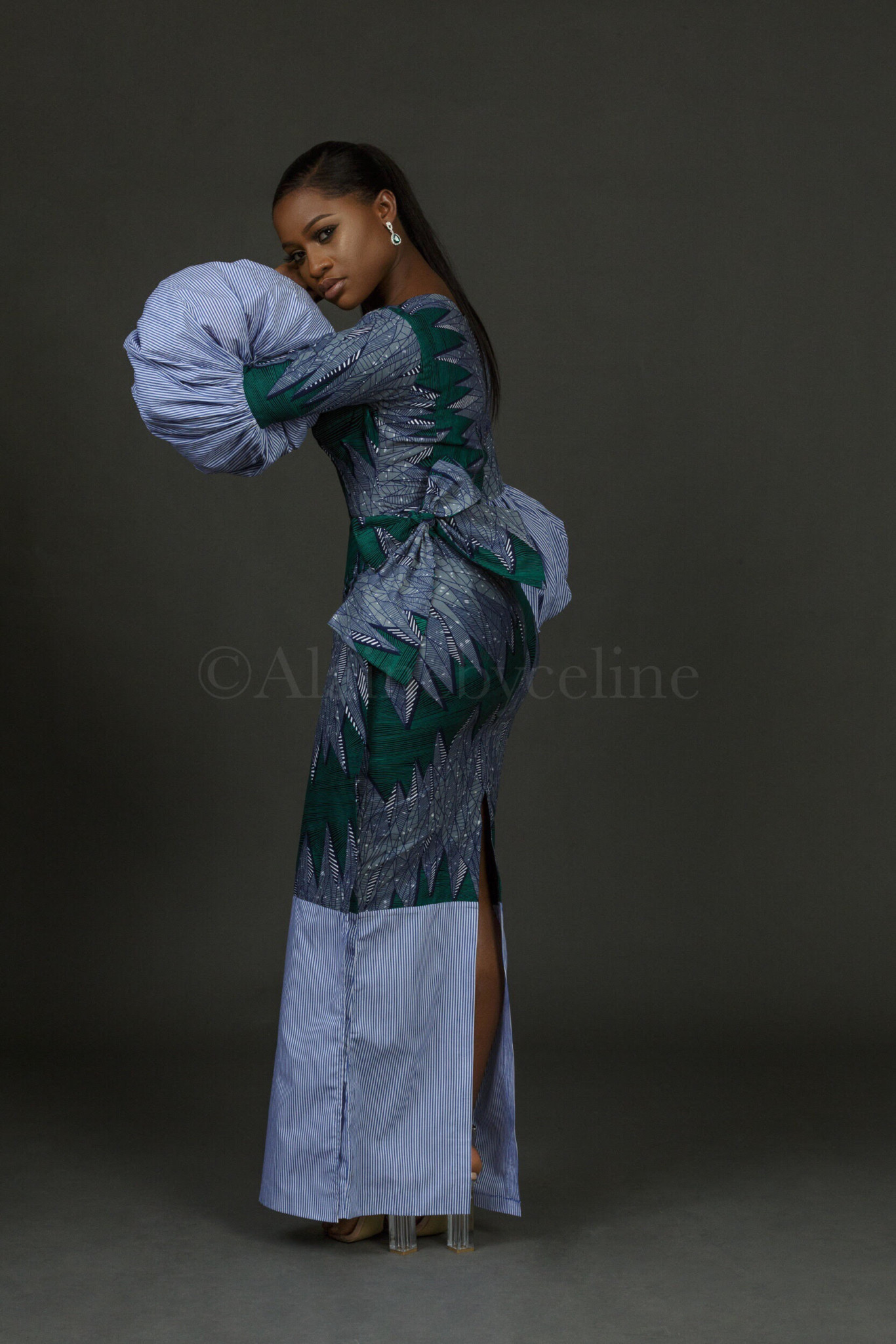 Inspired By Iro And Buba Alain By Celine Presents Virgo