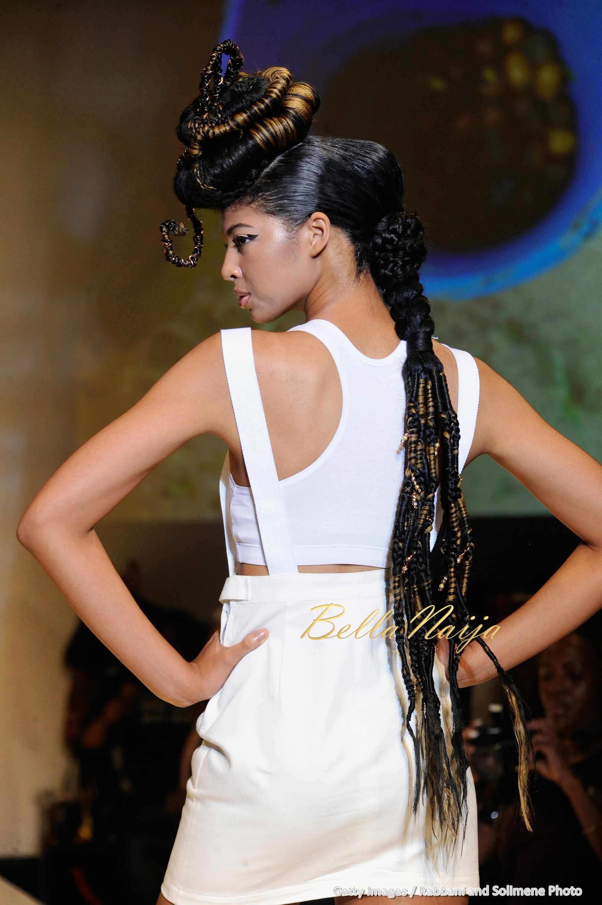 Texture On The Runway Celebrates The Beauty Of Black Hair